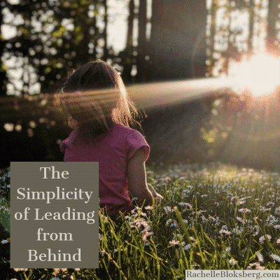 The Simplicity of Leading from Behind